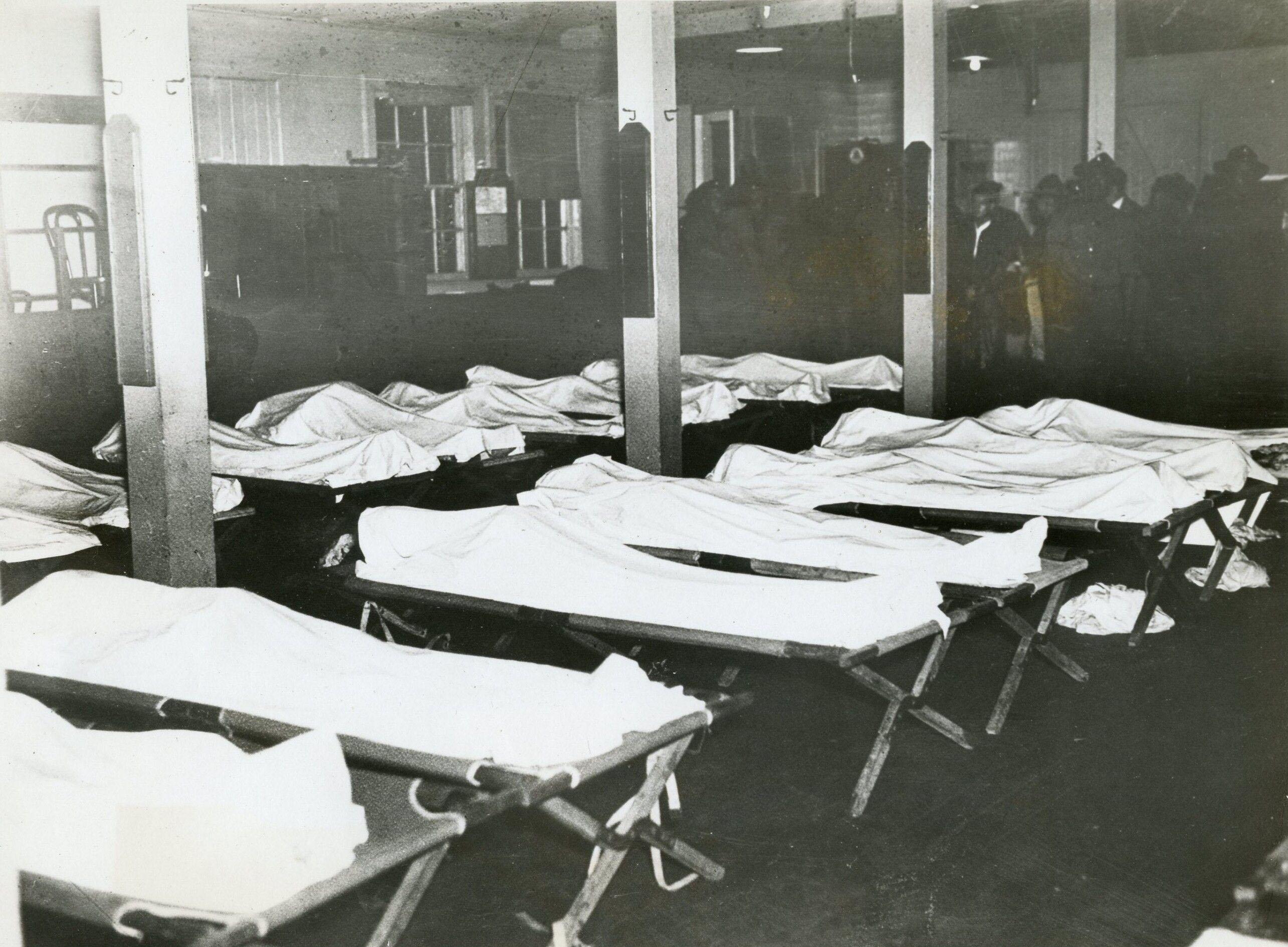 ss morro castle morgue