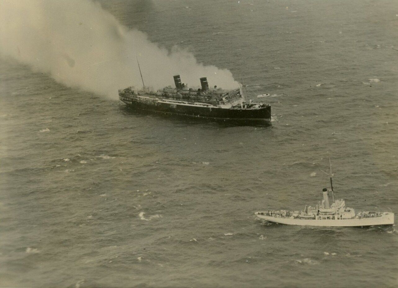 morro castle ship fire