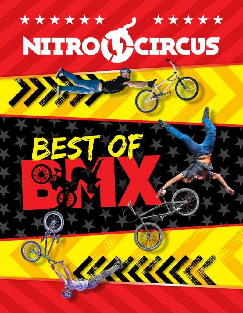 Best of BMX Cover