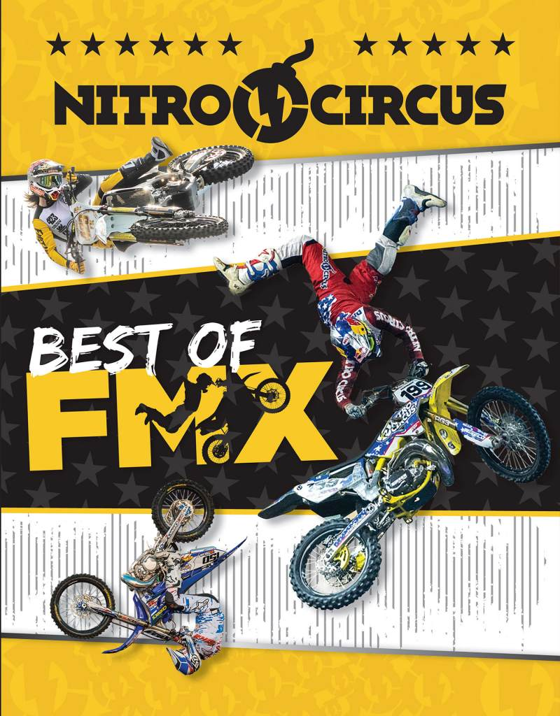 Best of FMX Cover