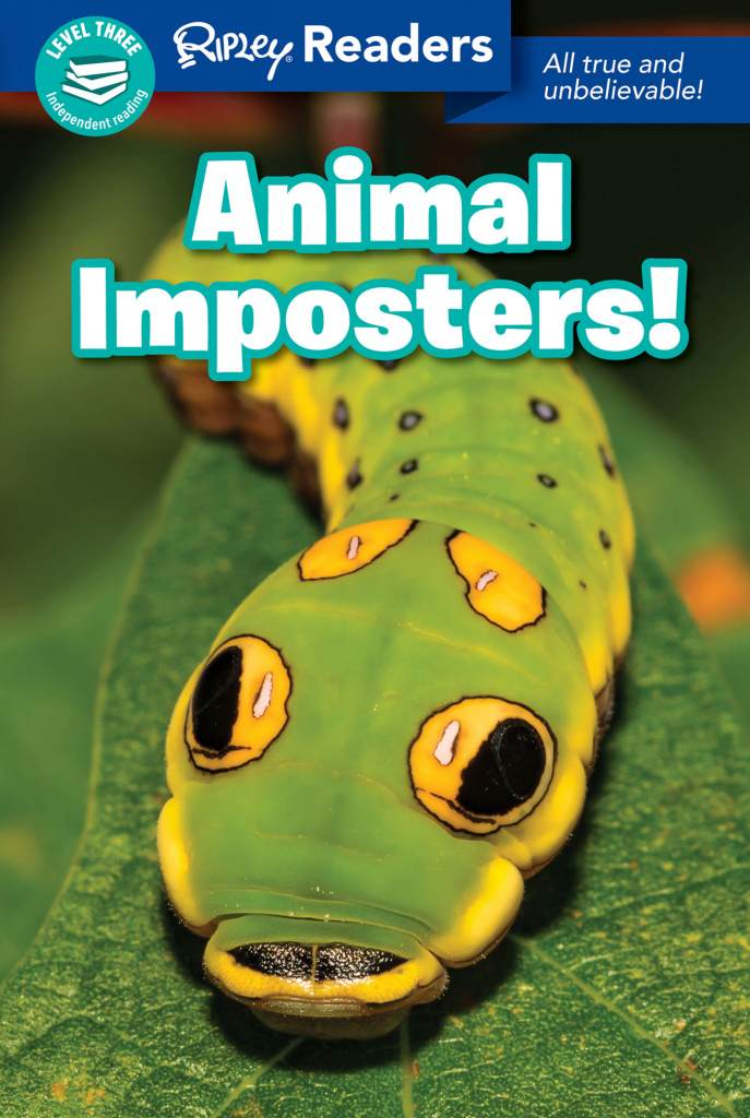 Animal Imposters Cover