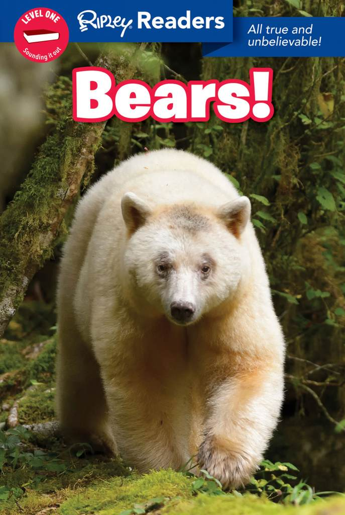 Readers Bears Cover