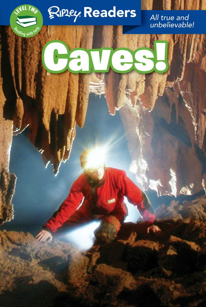 Readers Caves Cover