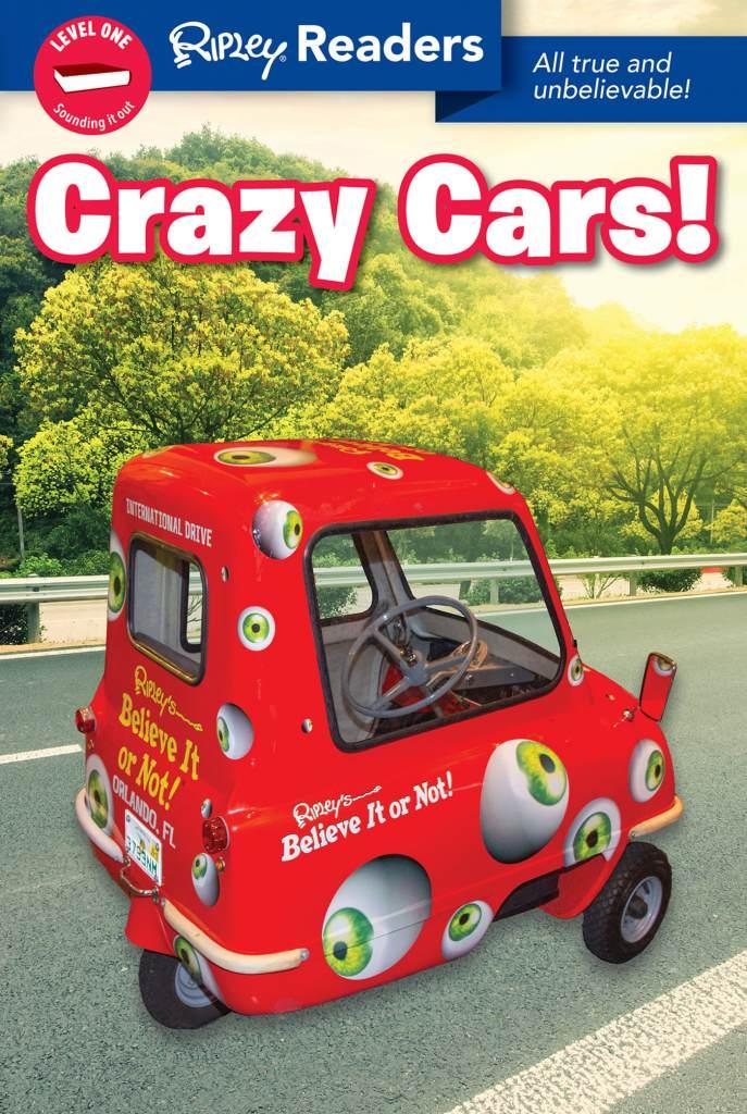 Crazy Cars Cover