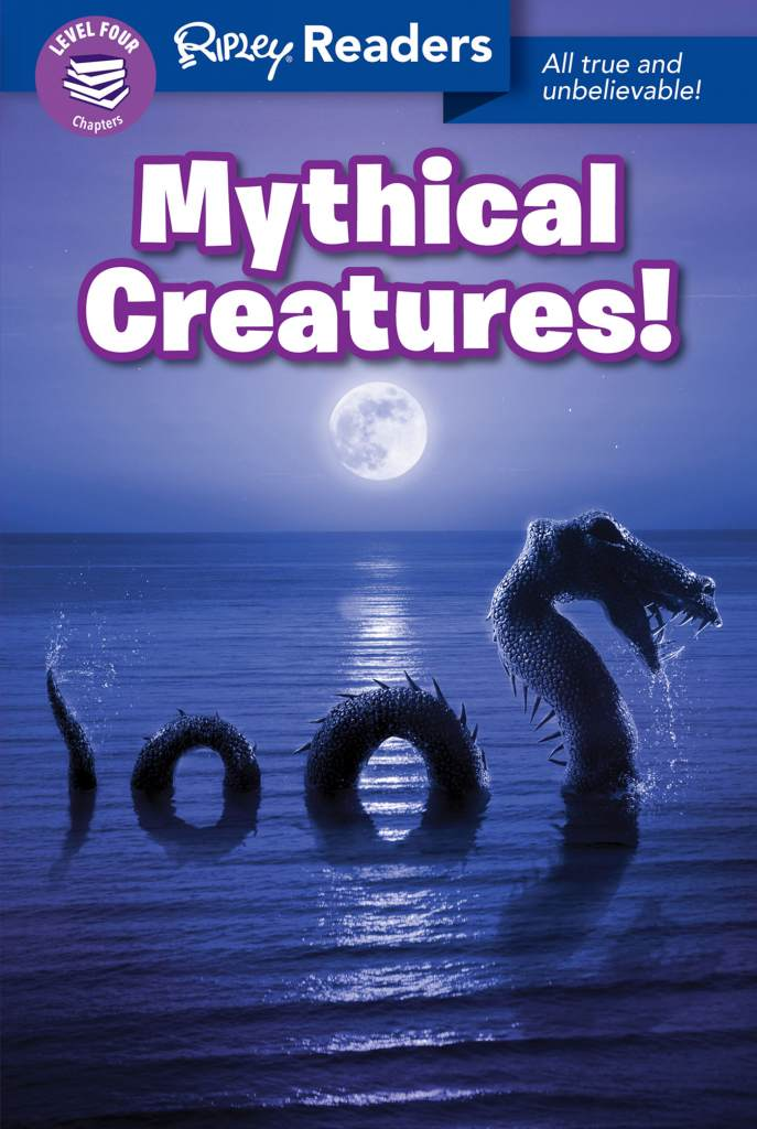 Mythical Creatures Cover