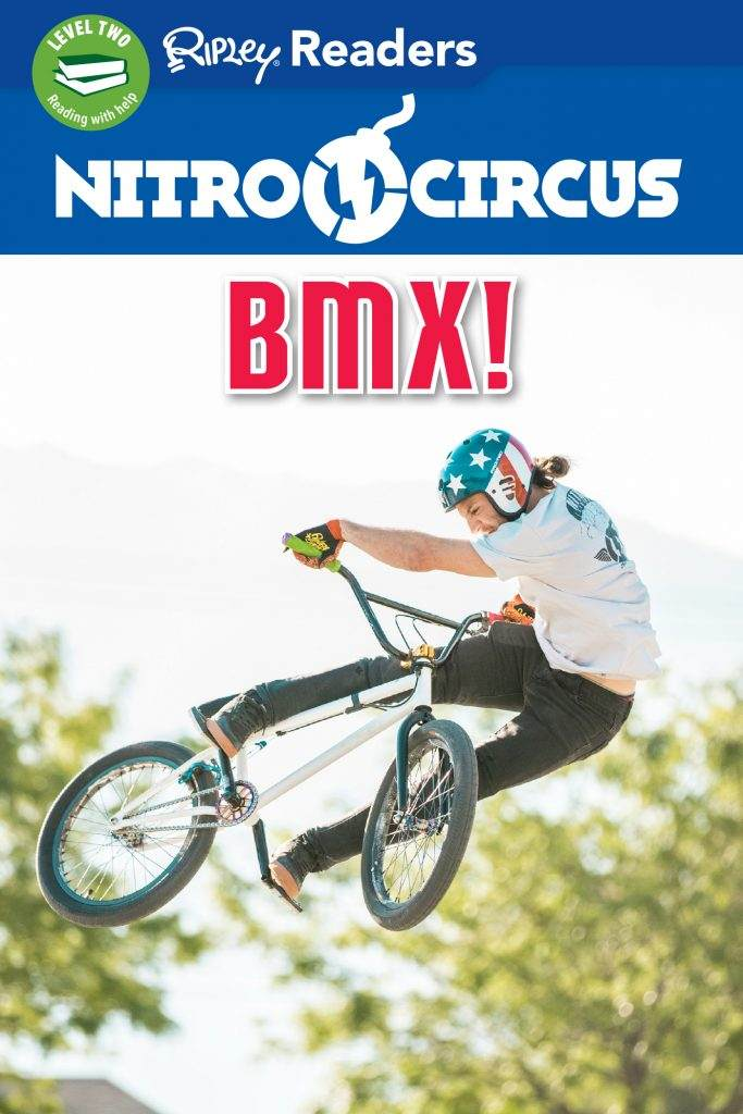 Readers BMX Cover