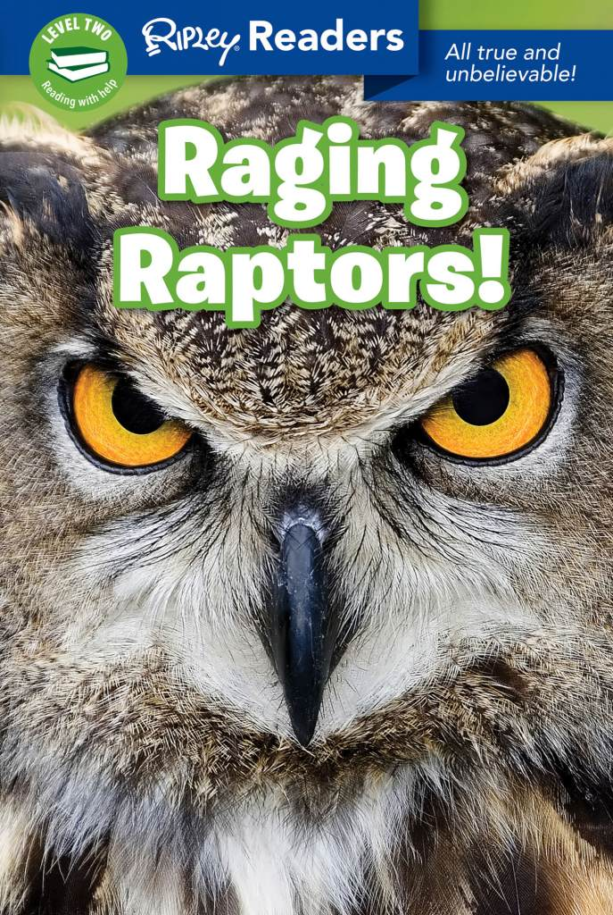 Raging Raptors Cover