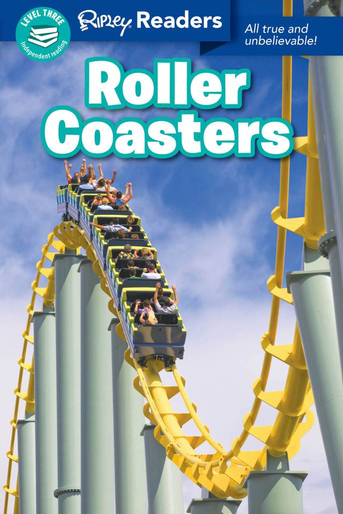Readers Rollercoasters Cover
