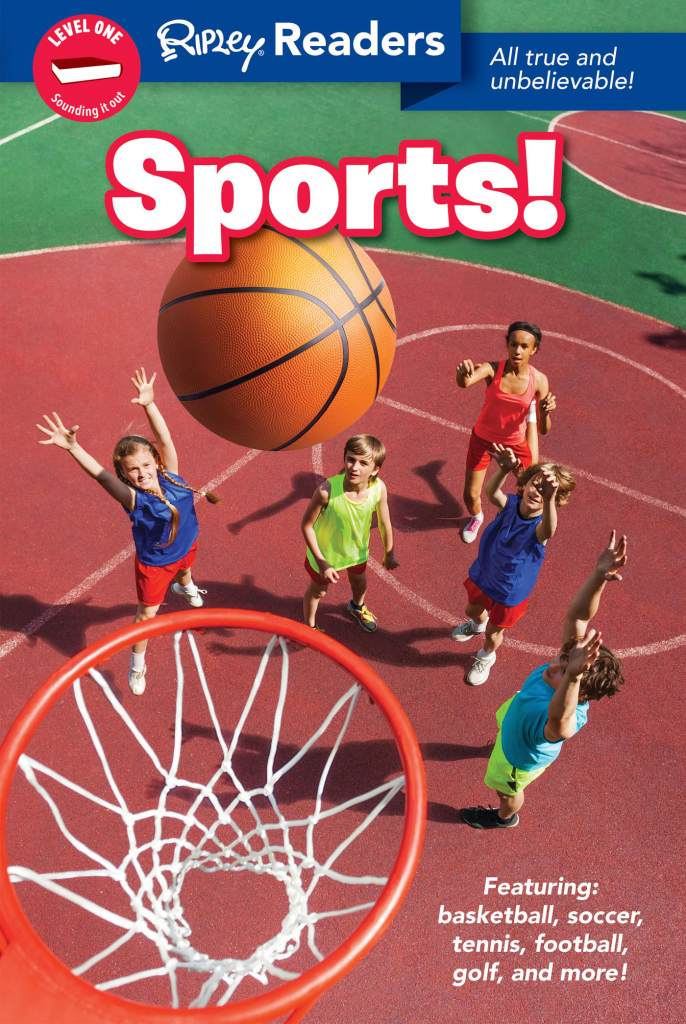 Readers Sports Cover