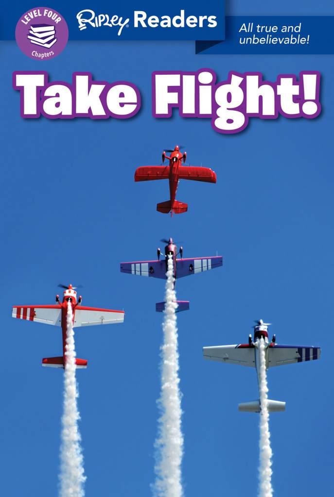Take Flight Cover