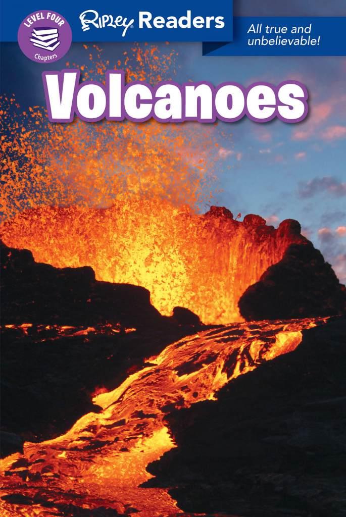 Readers Volcanoes Cover