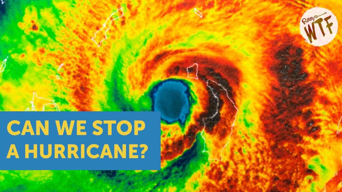 hurricane prevention