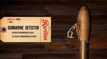 submarine detector