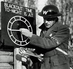wwii blackout