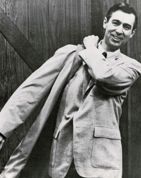 The Truth About What Was Or Wasn T Under Mr Rogers Sweaters