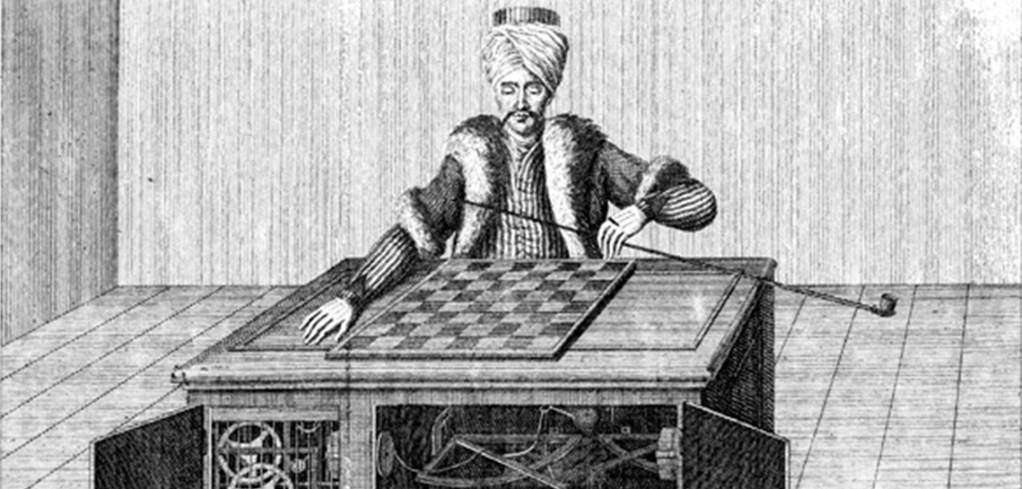 18th century chess playing robot