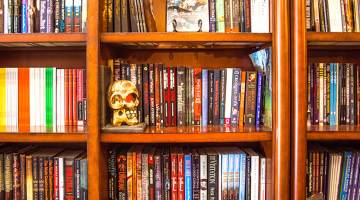 paranormal bookstore