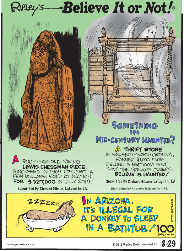 Entertainment – Ripleys Cartoons | larongeNOW | La Ronge