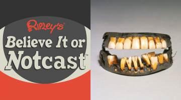 washington's teeth