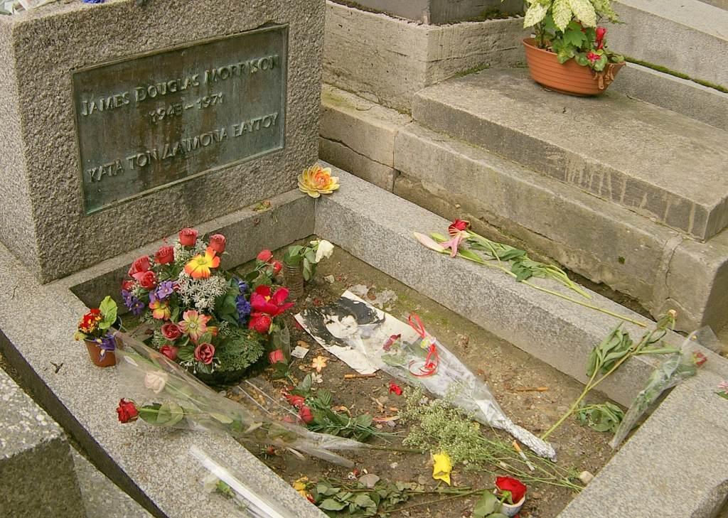 james morrison's celebrity grave