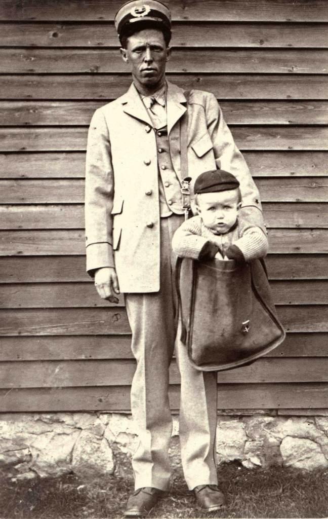 mailing children