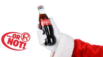 santa coke
