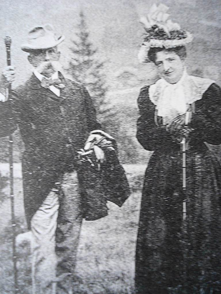 king umberto of italy and his wife