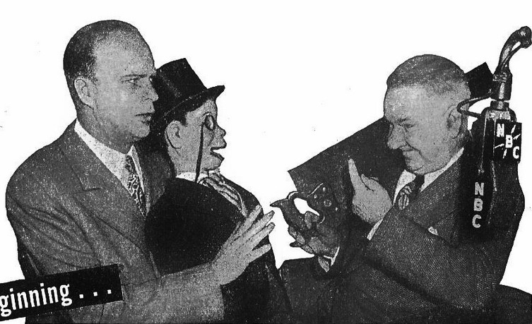 charlie mccarthy and w. c. fields