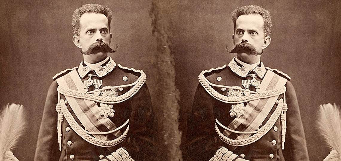 King Umberto twins