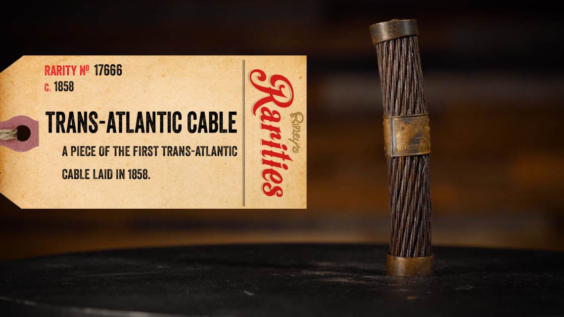 trans-atlantic cable