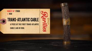 trans-atlantic cable