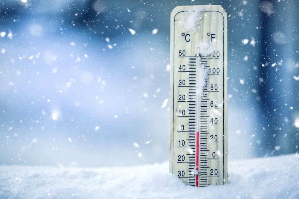 Cold body temperature