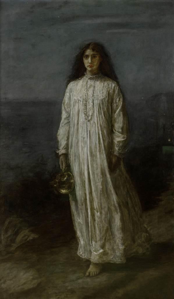 Sleepwalking The Somnambulist