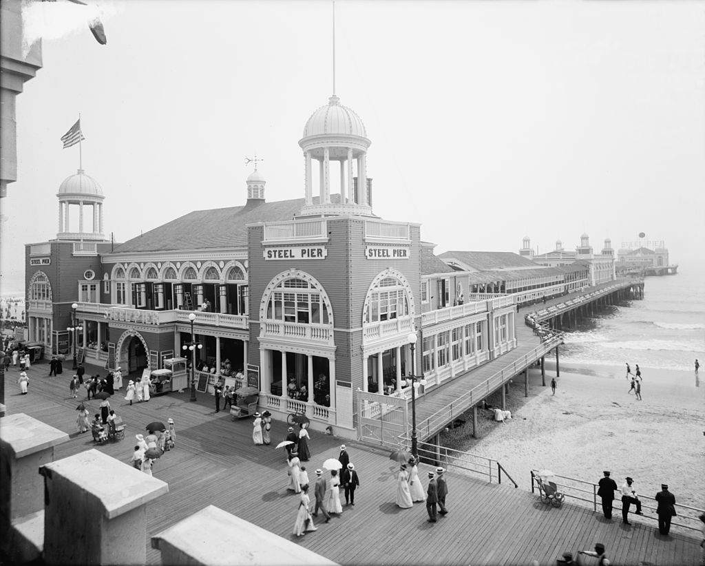 Atlantic City Steel Pier