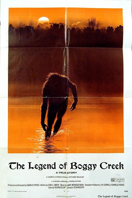 legend of Boggy Creek