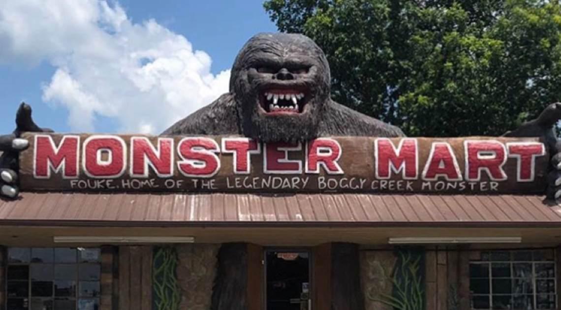 Monster Mart in Fouke Arkansas