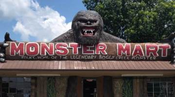 Monster Mart in Fouke Arkansas