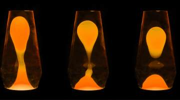 lava lamps