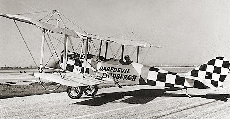 charles lindbergh plane