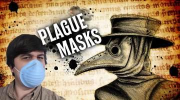 plague masks