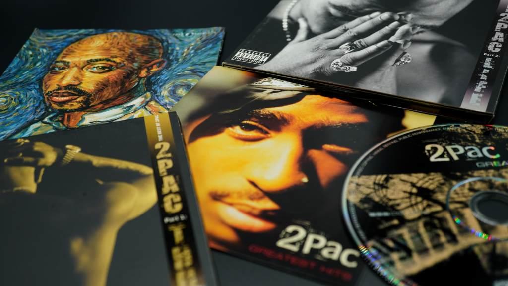 2pac albums