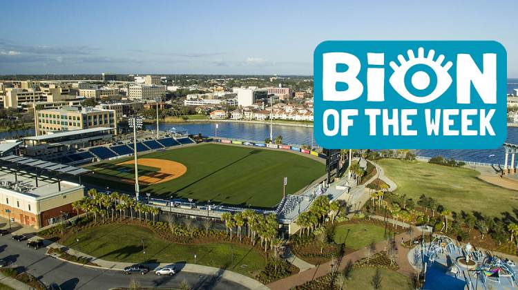 bion of the week baseball stadium