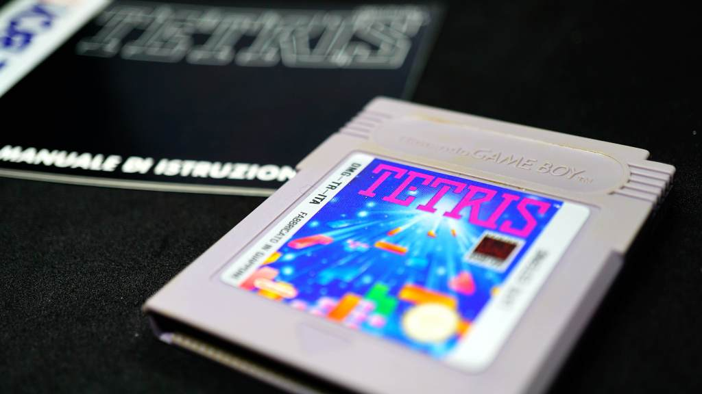 tetris for gameboy