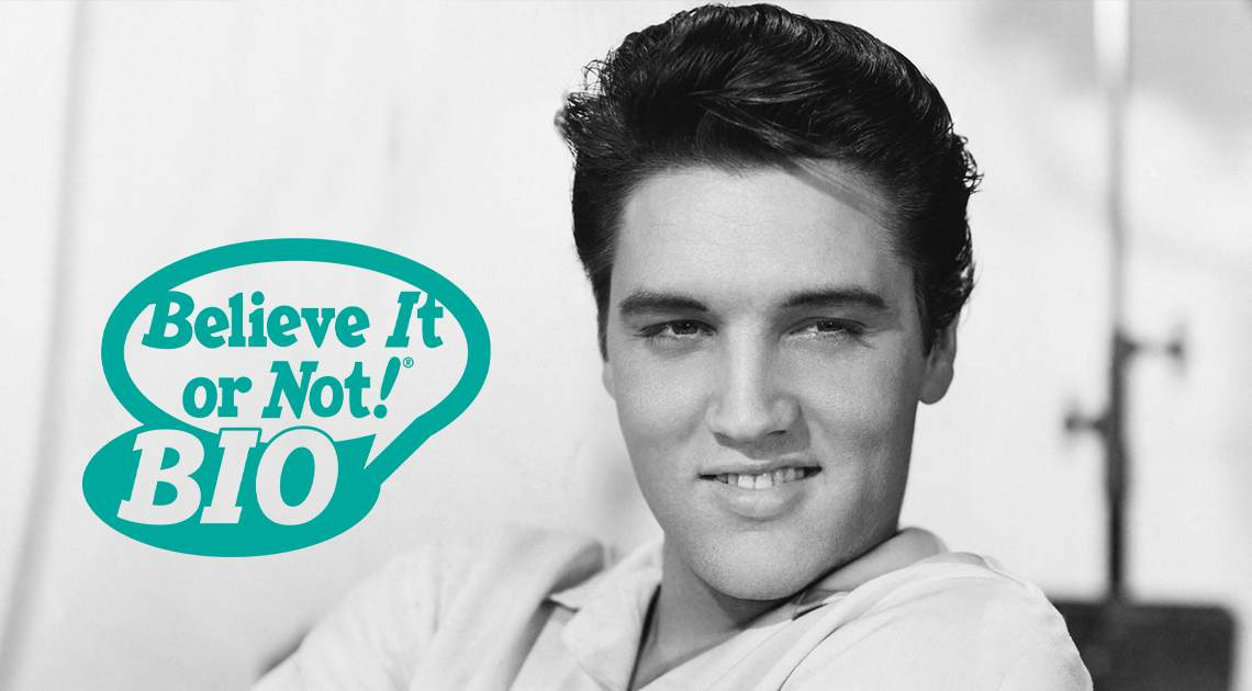 Elvis Believe It or Not! BIO