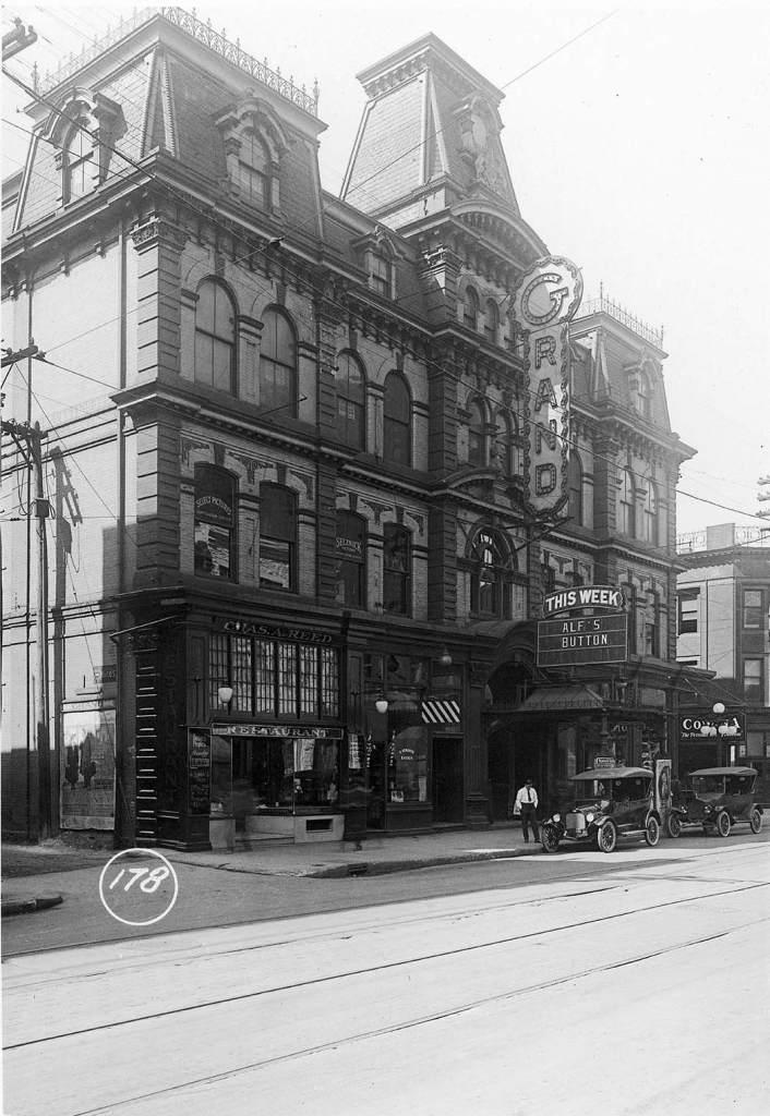 The Grand Opera House 1918