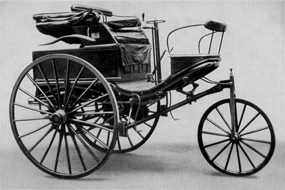 The Benz Patent-Motorwagen