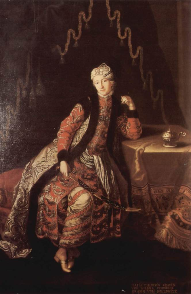 Portrait of Jean-Baptiste Tavernier