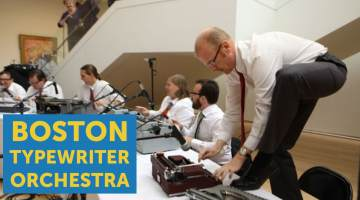 typewriter orchestra