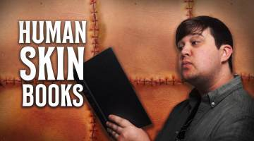Human Skin Books