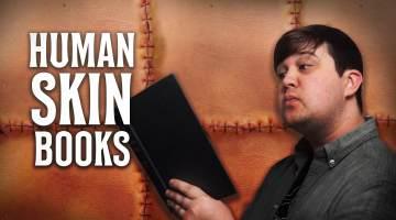 Human Skin Books
